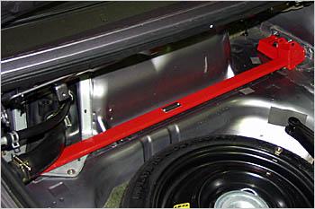 AutoExe Front Towerbar 01 Type B Mazda Miata 99-05