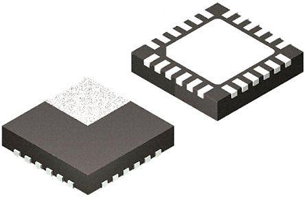 Texas Instruments BQ24616RGET, Lithium-Ion, Lithium-Polymer, Li Ion Charger IC, 10A 24-Pin, VQFN