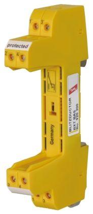 Dehn BXT Series Base Element, DIN Rail Mounting