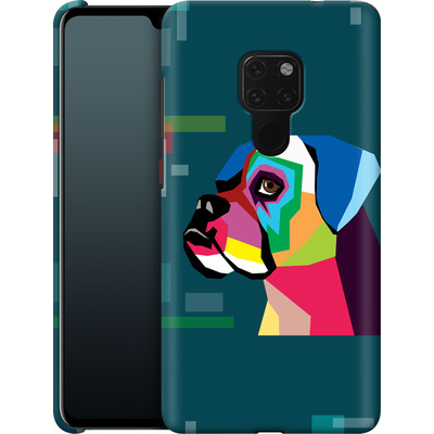 Huawei Mate 20 Smartphone Huelle - Pop Dog von Mark Ashkenazi