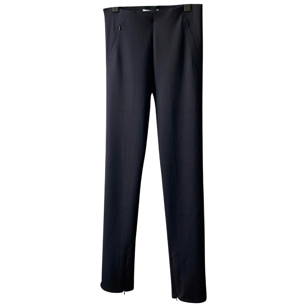 The Row \N Black Trousers for Women M International