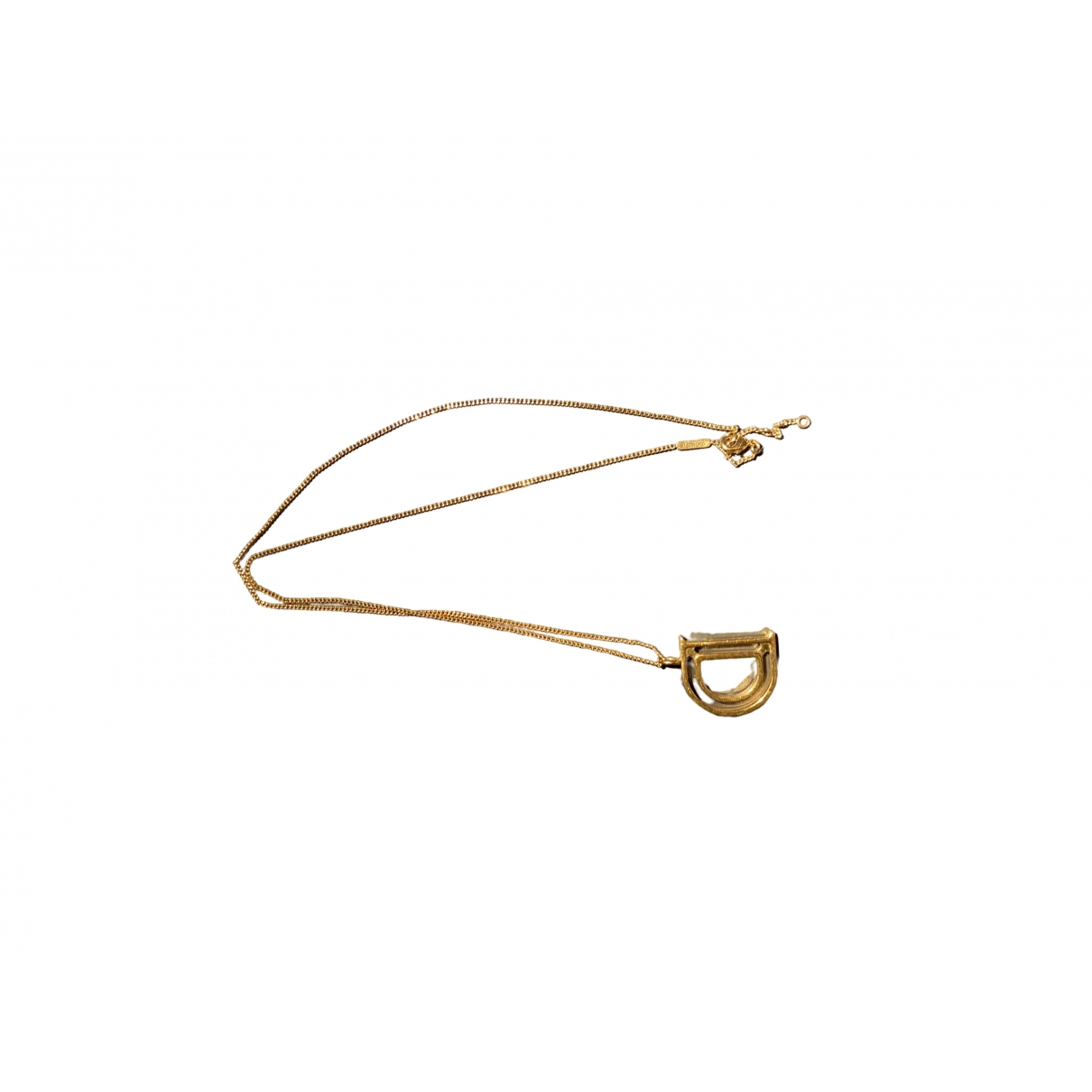 Chloé \N Gold Metal necklace for Women \N