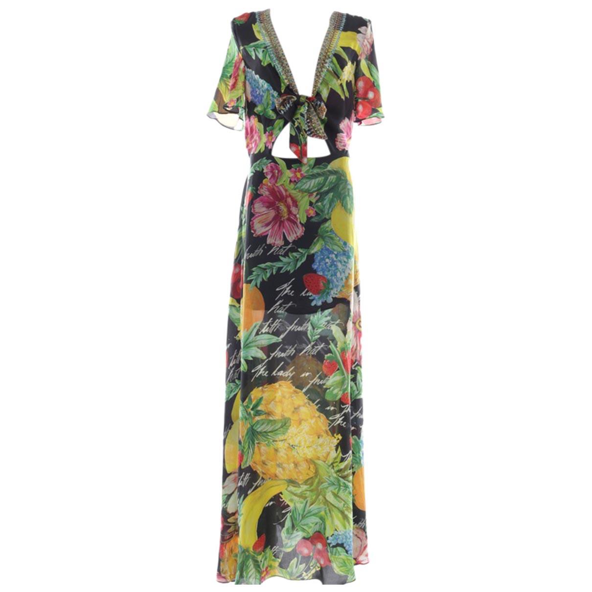 Camilla \N Black Silk dress for Women S International