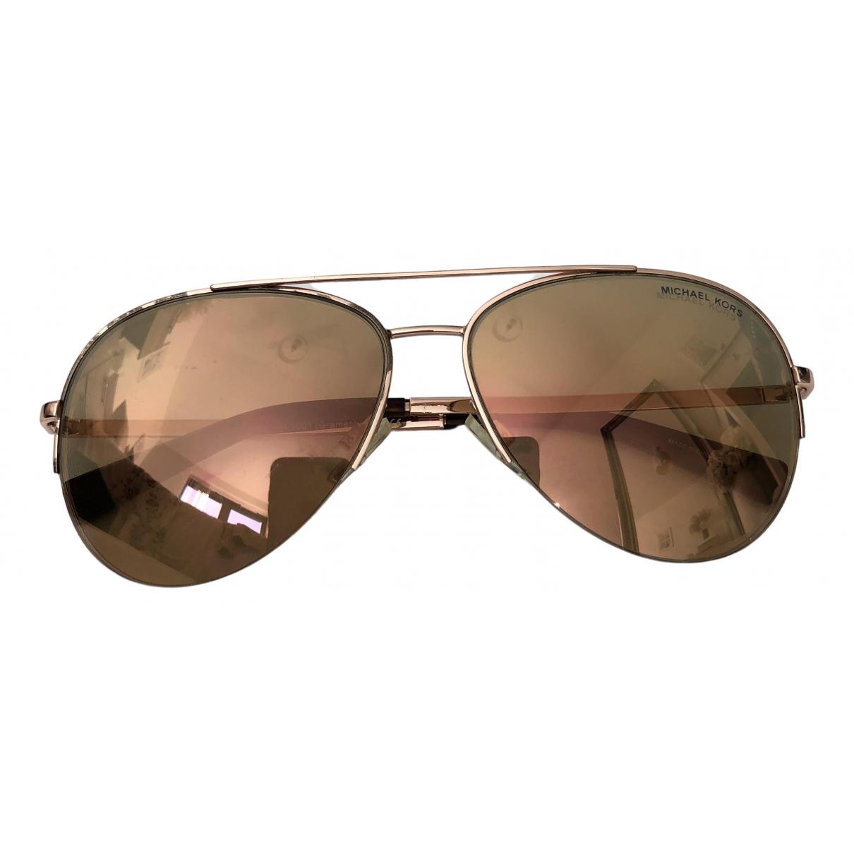 Michael Kors N Multicolour Metal Sunglasses for Women N
