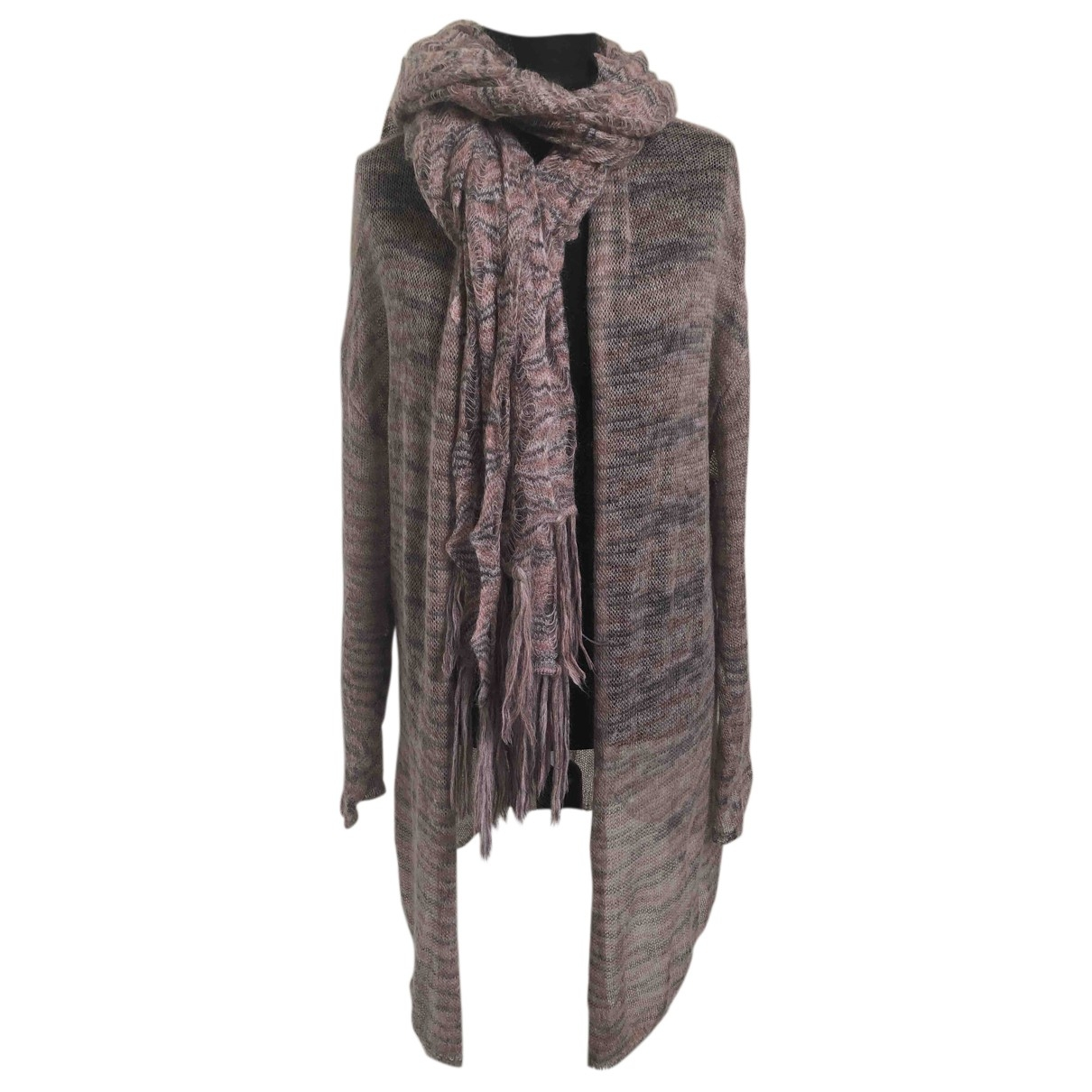 Missoni \N Grey Wool Knitwear for Women 44 IT