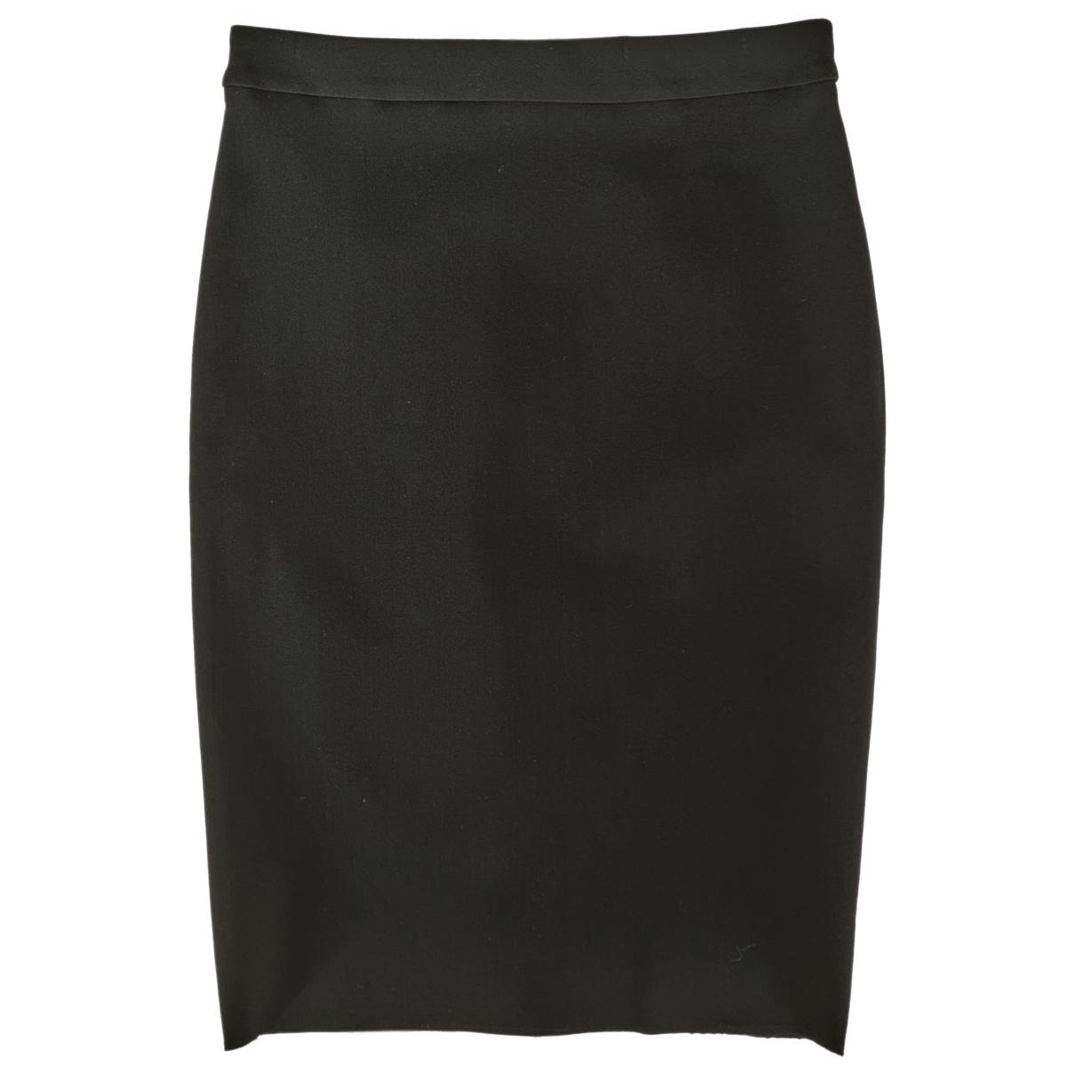 Lanvin N Black skirt for Women 38 FR