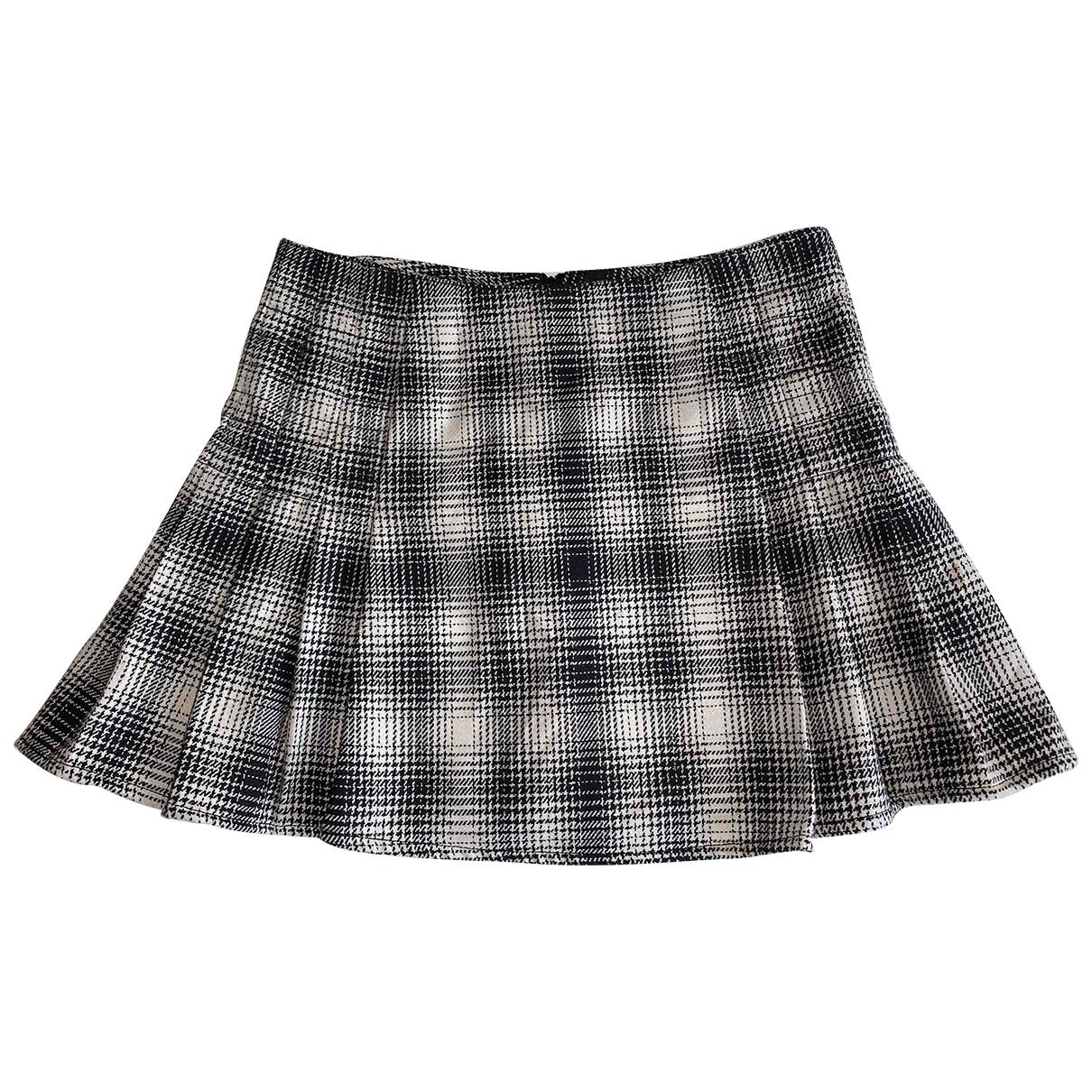 Mini falda de Lana Max & Co