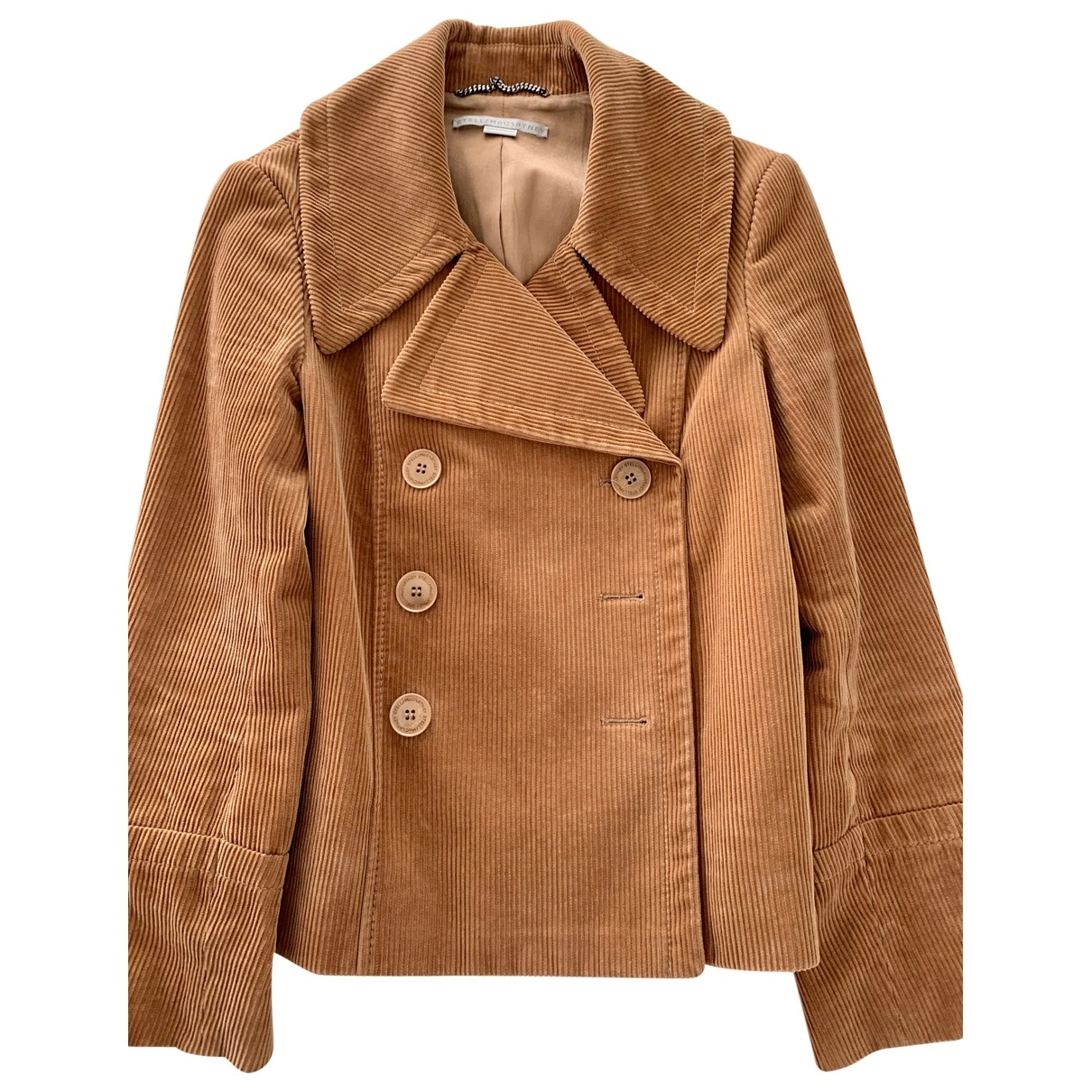 Stella Mccartney \N Camel jacket for Women M International