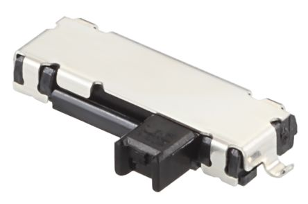 Alps Alpine Surface Mount Slide Switch Single Pole Double Throw (SPDT) Latching 10 mA Slide (5)