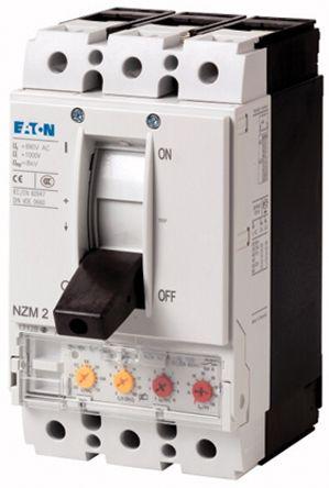 Eaton , xEnergy MCCB Molded Case Circuit Breaker 100 A, Breaking Capacity 50 kA, Fixed Mount