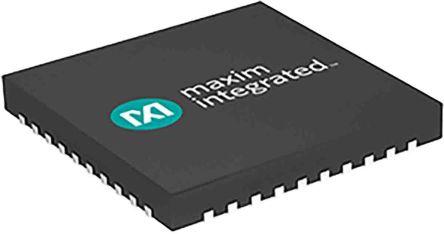 Maxim Integrated MAX11043ATL+, 16 bit Serial ADC 4-Channel, 40-Pin TQFN-EP (50)