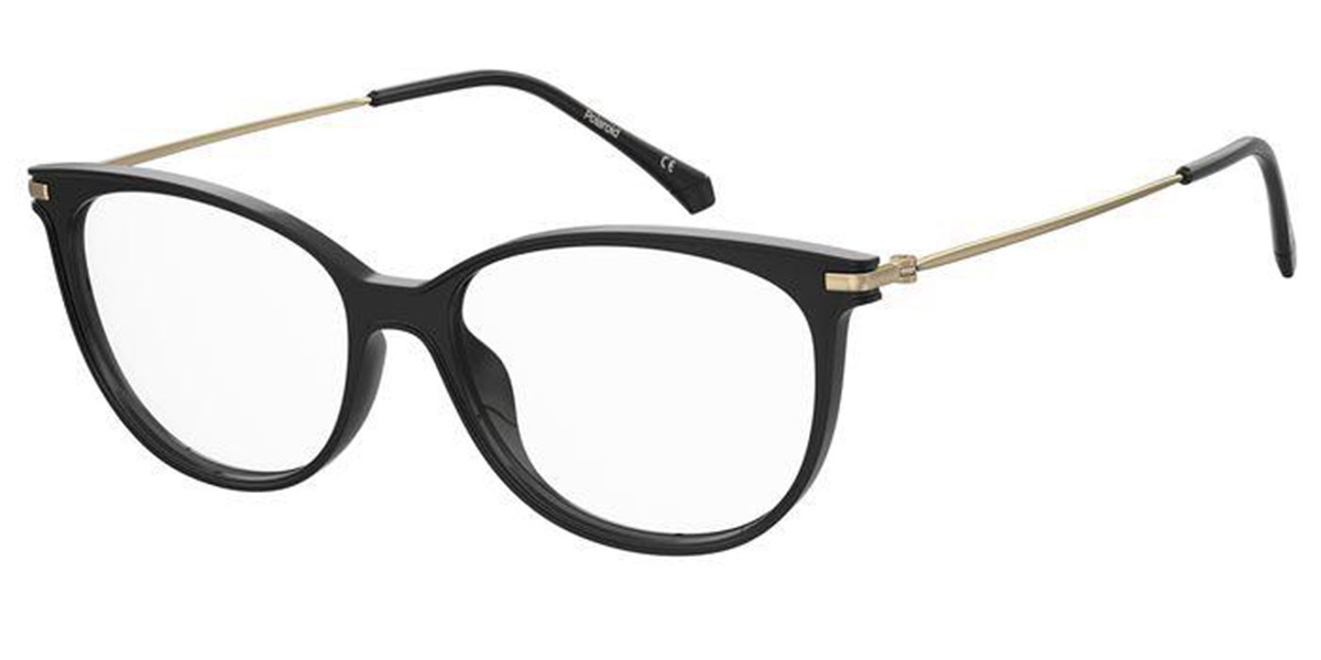 Polaroid PLD D415 807 Women's Glasses  Size 52 - Free Lenses - HSA/FSA Insurance - Blue Light Block Available