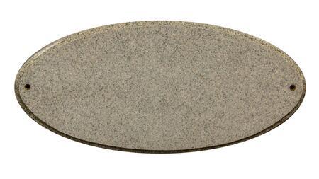 ROC-4701-SN Rockport Oval in Sand Granite Natural Stone Color Solid Granite Address