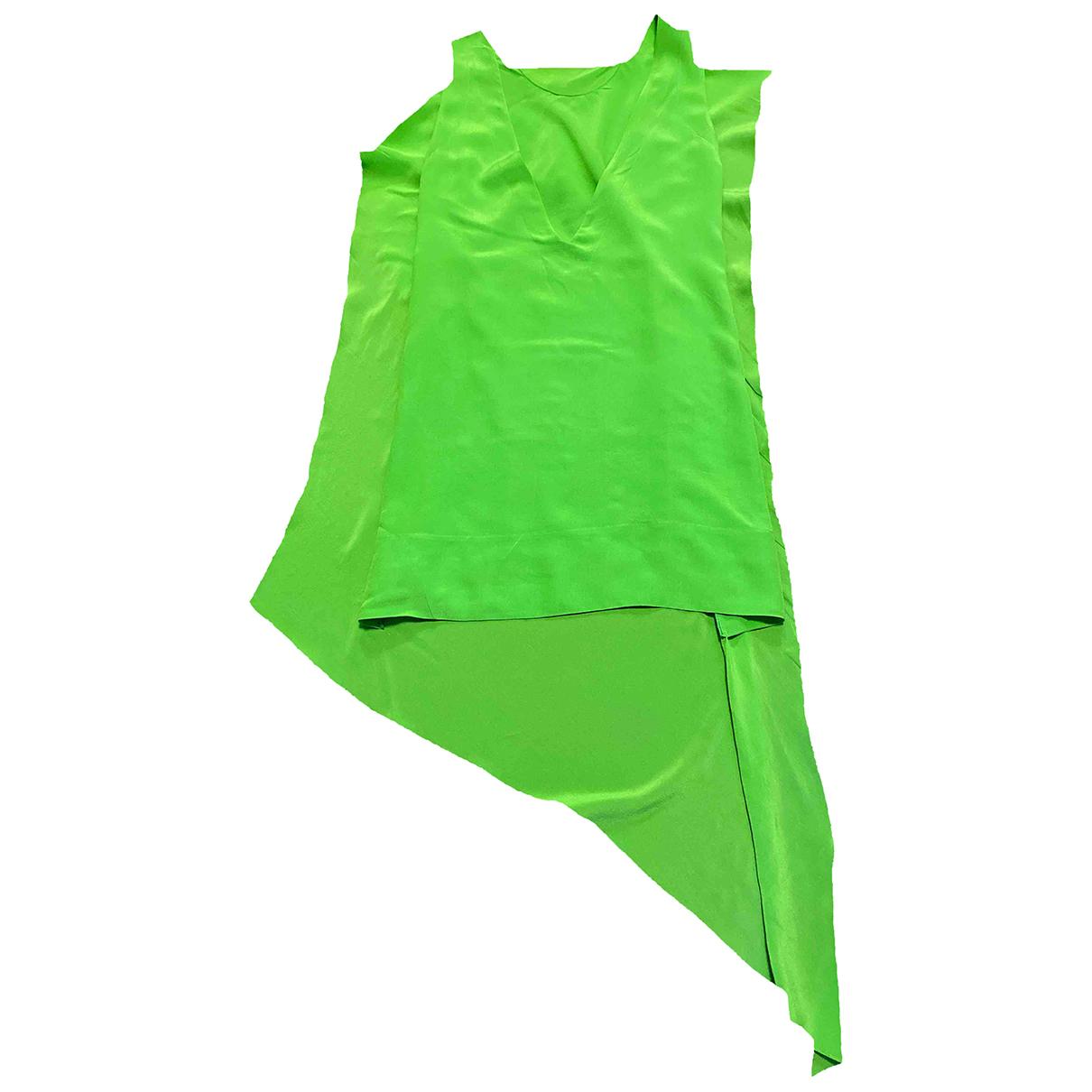 Mini vestido de Seda Acne Studios