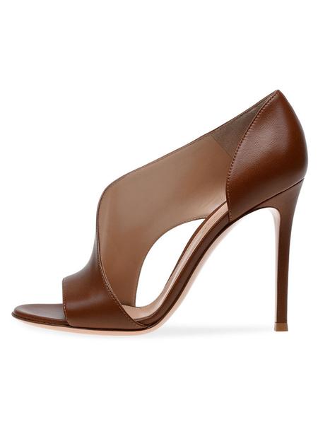Milanoo High Heel Pumps Womens Peep Toe Stiletto Heel Pumps