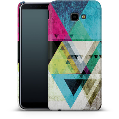 Samsung Galaxy J4 Plus Smartphone Huelle - Graphic 4x von Mareike Bohmer