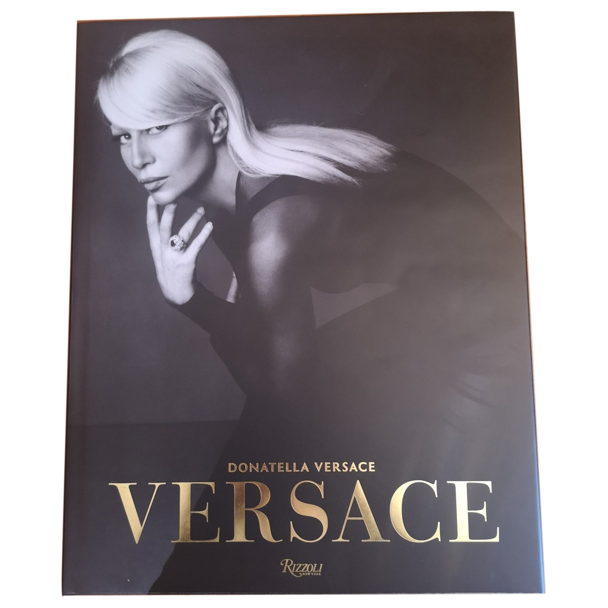 Versace \N Black Cotton Fashion for Life & Living \N