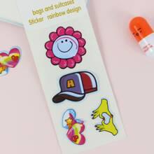 1pc 3D Cartoon Sticker