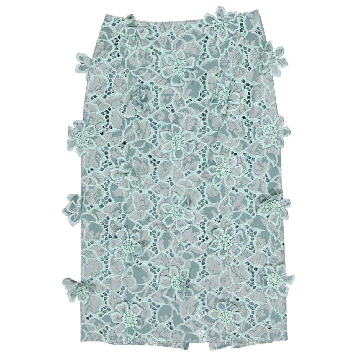 Dolce & Gabbana \N Blue skirt for Women 38 IT