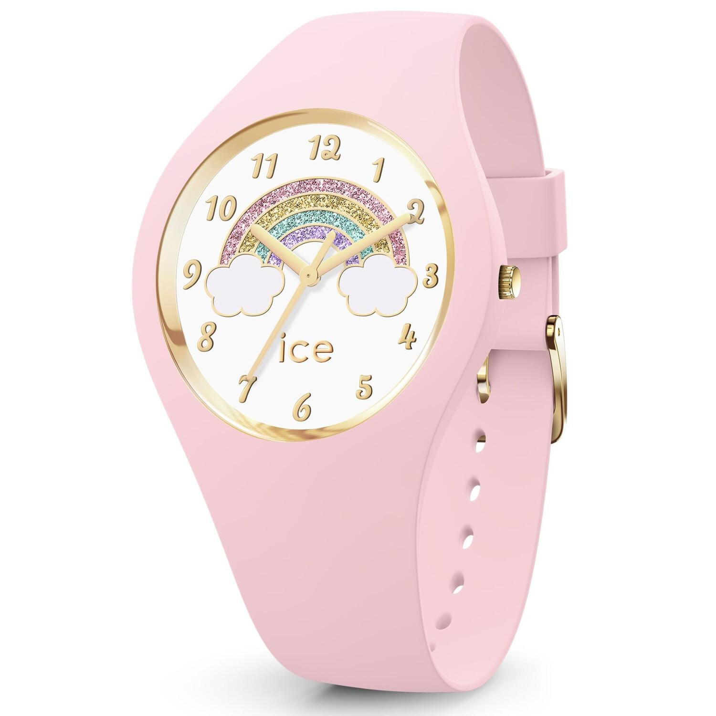 Ice-Watch Girls Fantasia 017890 Pink Silicone Quartz Fashion Watch