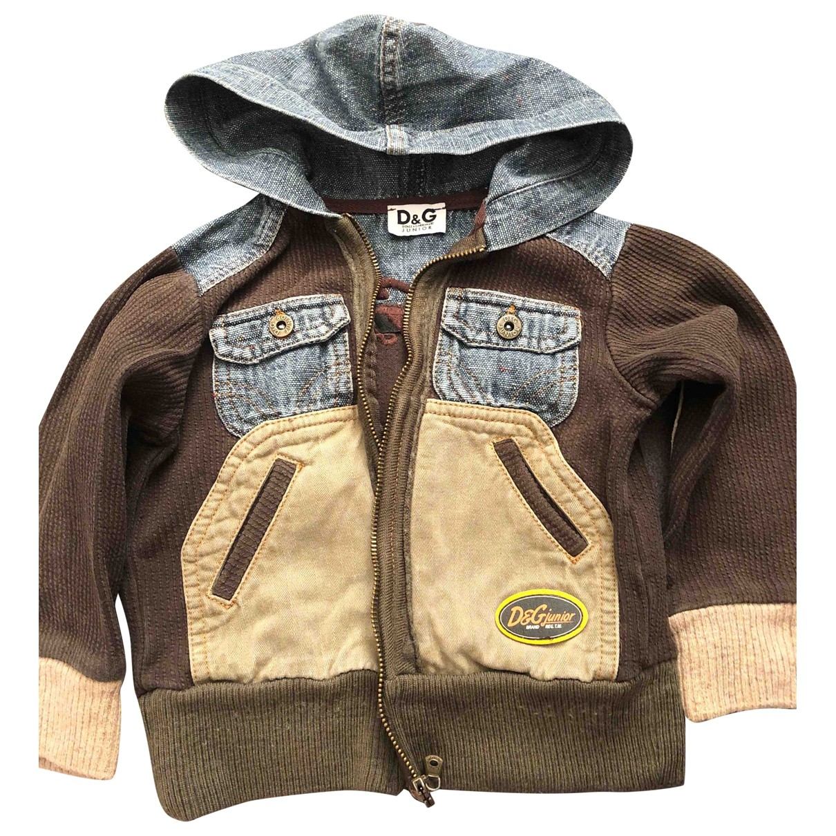 D&g \N Multicolour Cotton jacket & coat for Kids 2 years - up to 86cm FR