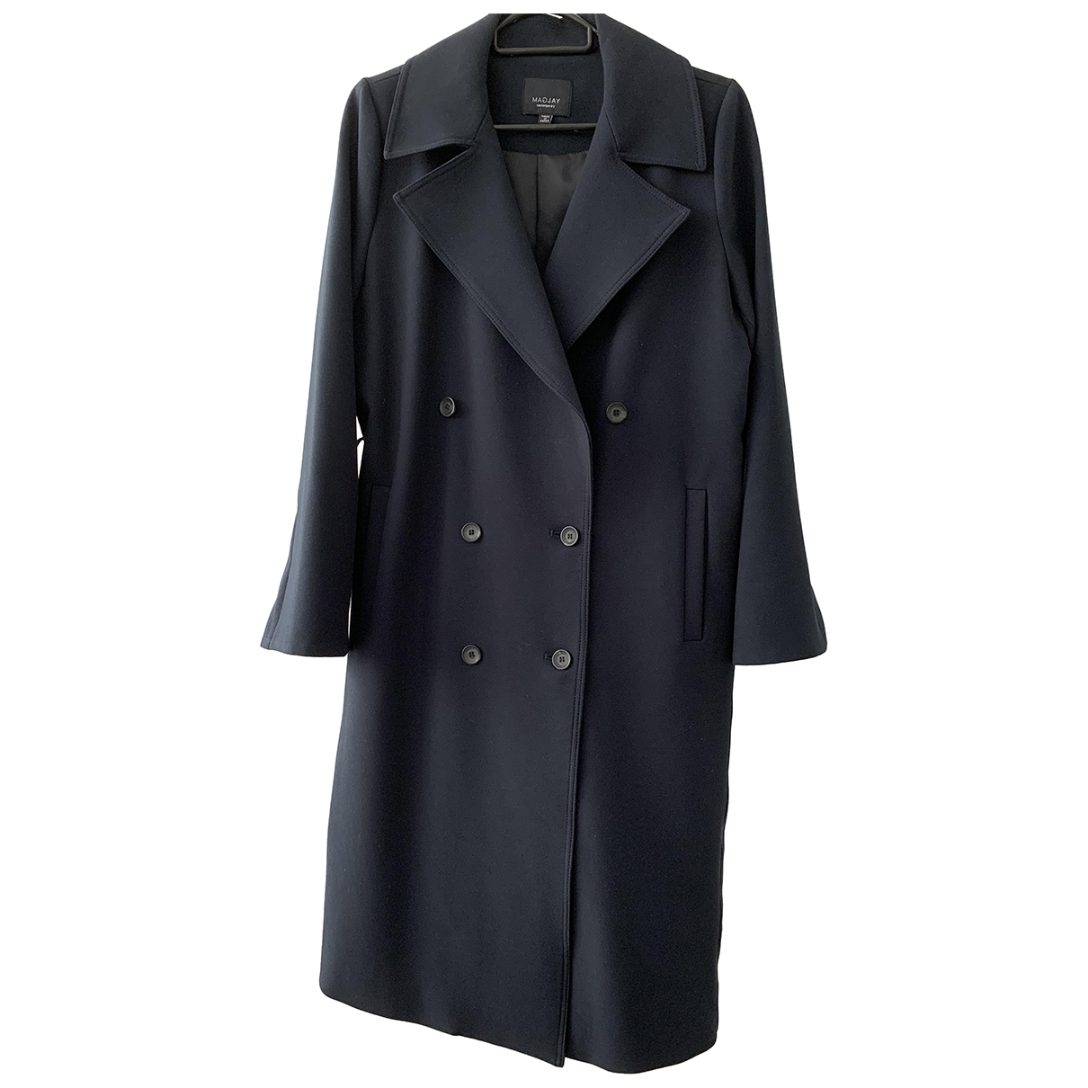 Non Signé / Unsigned \N Blue jacket for Women One Size International