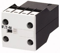 Eaton Auxiliary Contact - NO/NC, 2 Contact, Front Fastening, 10 (DC) A, 4 (AC) A