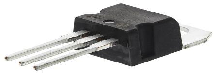 STMicroelectronics , -12 V Linear Voltage Regulator, 1.5A, 1-Channel Negative 3-Pin, TO-220 L7912CV (50)