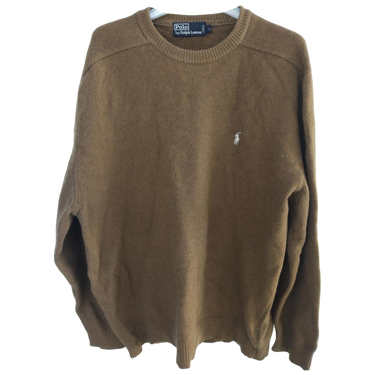 Polo Ralph Lauren \N Beige Wool Knitwear & Sweatshirts for Men L International