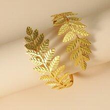 Armband mit Blatt Design