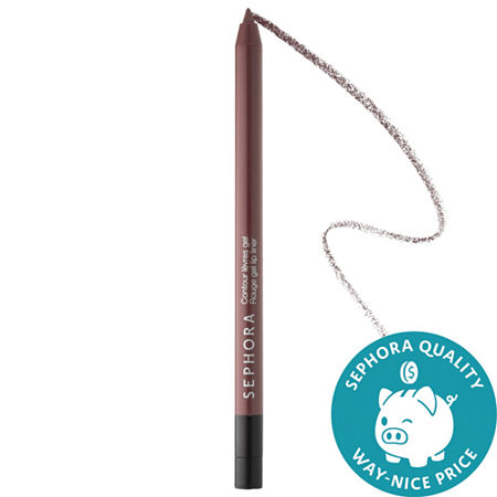SEPHORA COLLECTION Rouge Gel Lip Liner, One Size , Red