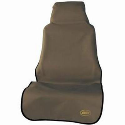 ARIES Offroad Universal Front Bucket Seat Defender (Tan/Brown) - 3142-18