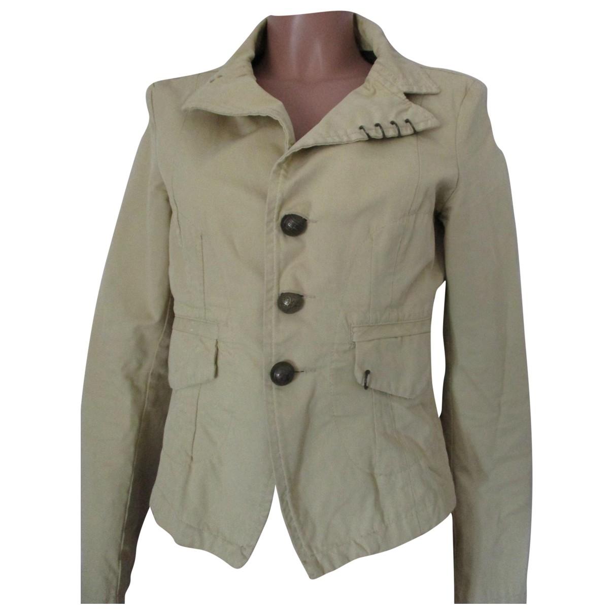Diesel \N Cotton jacket for Women L International