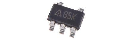 DiodesZetex AP2210K-3.3TRG1, LDO Regulator, 300mA, 3.3 V, ±2% 5-Pin, SOT-23 (100)