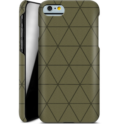 Apple iPhone 6s Smartphone Huelle - Moss von caseable Designs