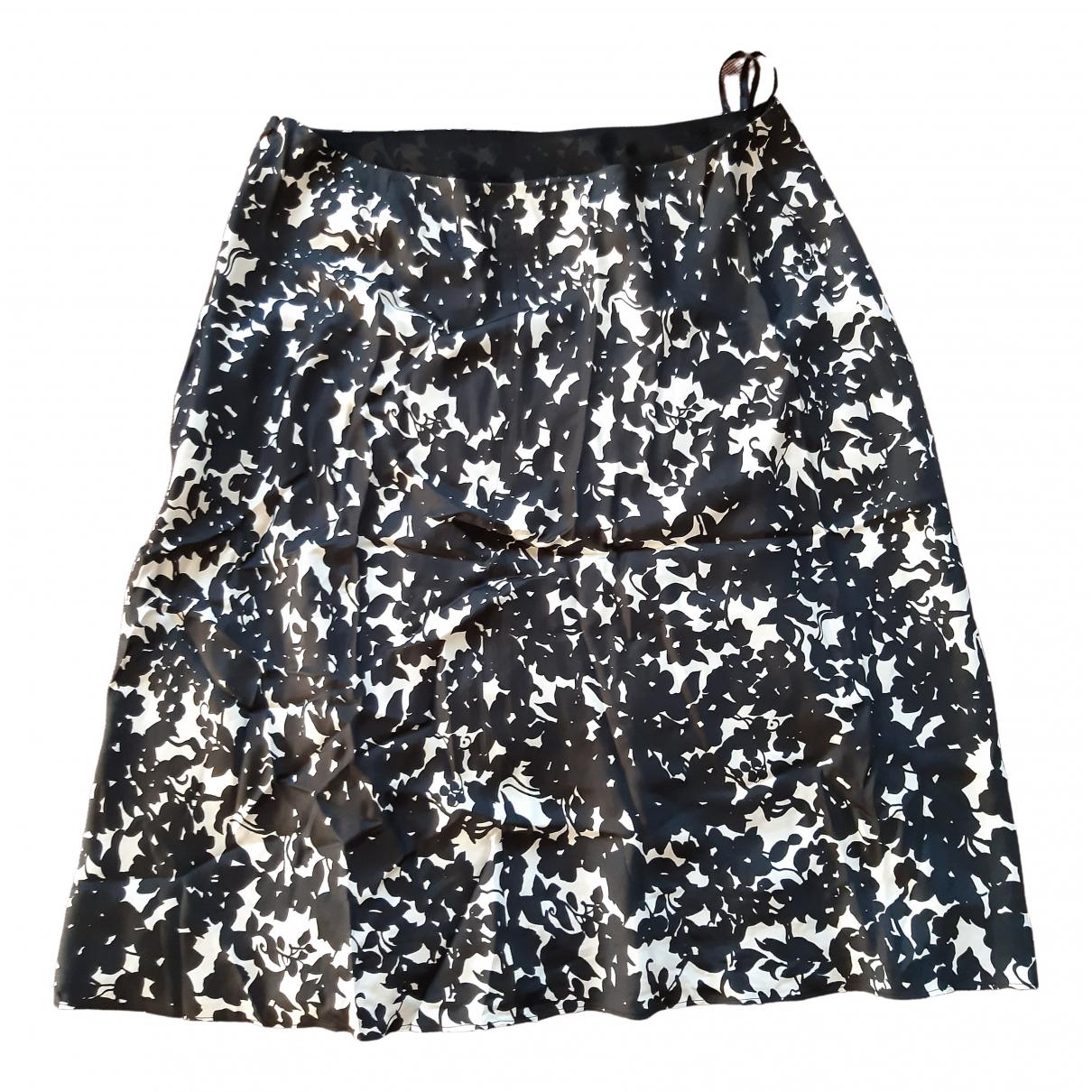 Lauren Ralph Lauren N Black Silk skirt for Women L International