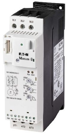 Eaton 3 Phase Soft Start - 32 A Current Rating, DS7 Series, 15 kW Power Rating, 230 → 460 V ac Supply Voltage