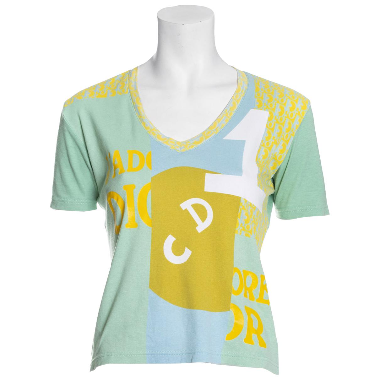 Dior N Multicolour Cotton  top for Women S International
