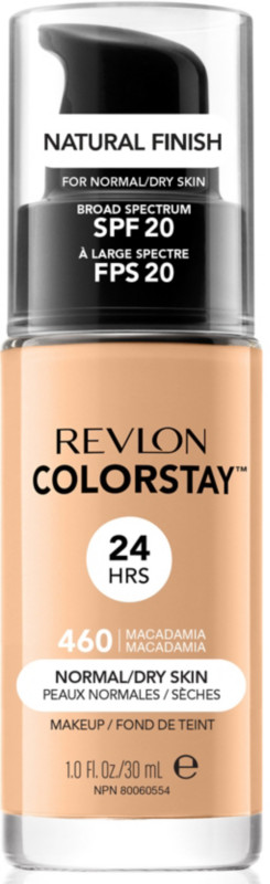 ColorStay Makeup For Normal/Dry Skin - 460 Macadamia