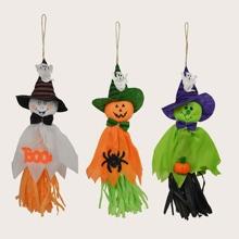 1 Stueck Halloween zufaellige Dekoration