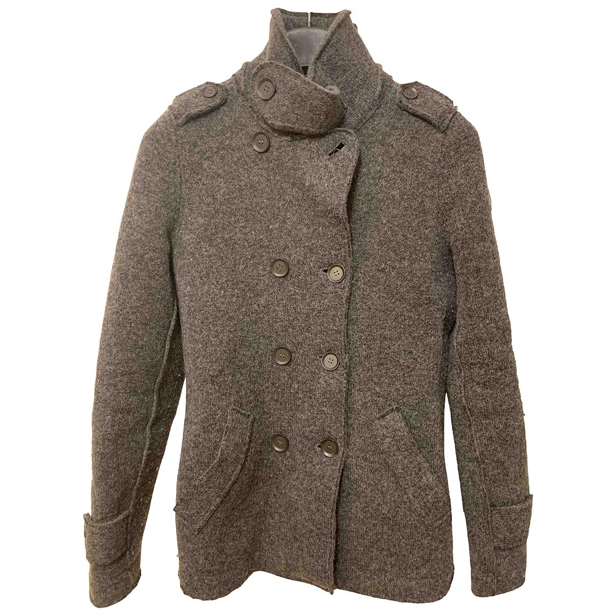 Roy Rogers - Manteau   pour femme en laine - gris