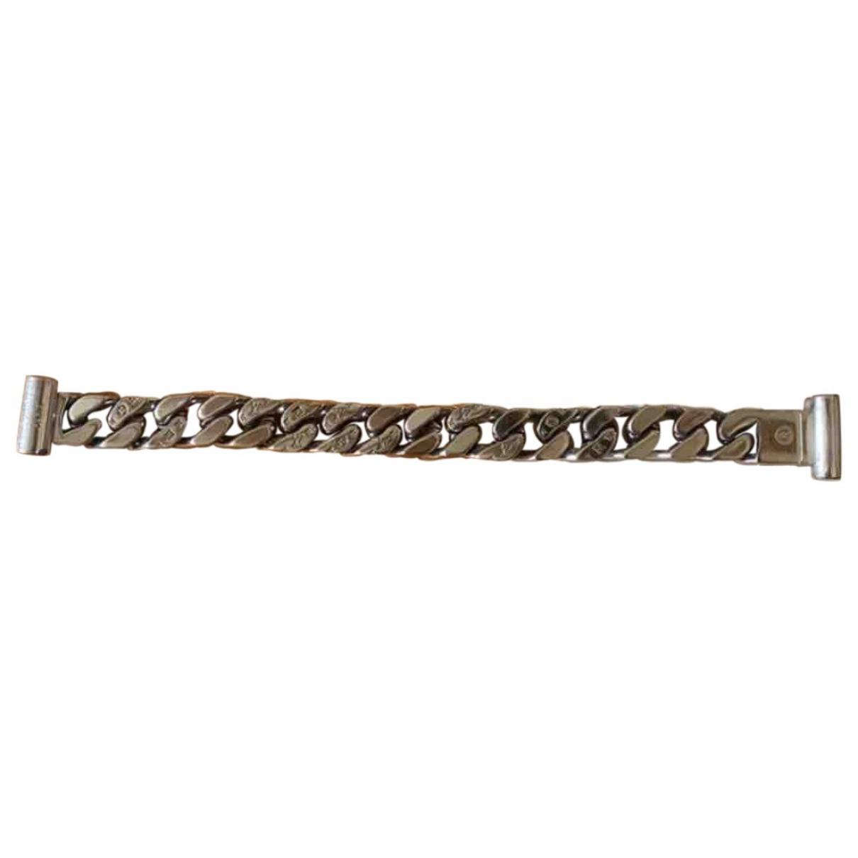 Louis Vuitton Monogram Schmuckstuecke in  Silber Metall