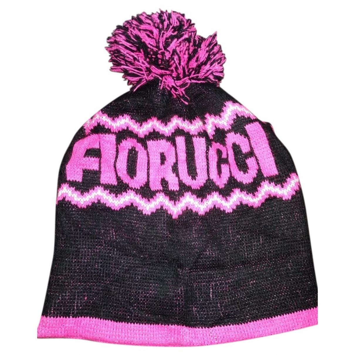 Fiorucci \N Hut in  Rosa Wolle