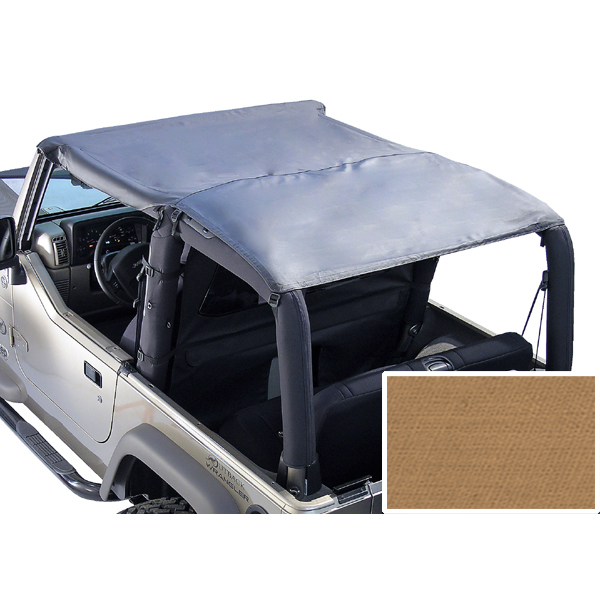 This roll bar top from Rugged Ridge 13553.37 fits 92-95 Jeep Wrangler YJ. Spice. Jeep Wrangler 1992-1995