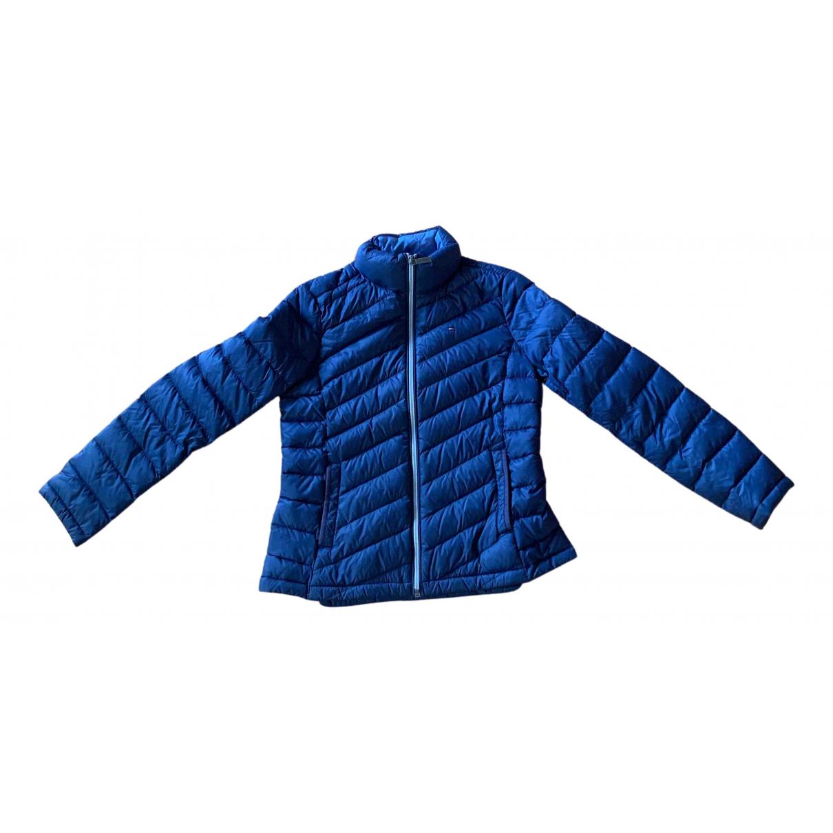 Tommy Hilfiger - Blousons.Manteaux   pour enfant - bleu