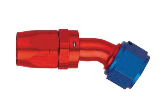 Aeroquip FCM4072 Universal #6 30 Degree Hose End