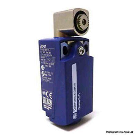 Telemecanique Sensors , Snap Action Limit Switch - Plastic, 1NC/1NO, Lever, 240V, IP66, IP67