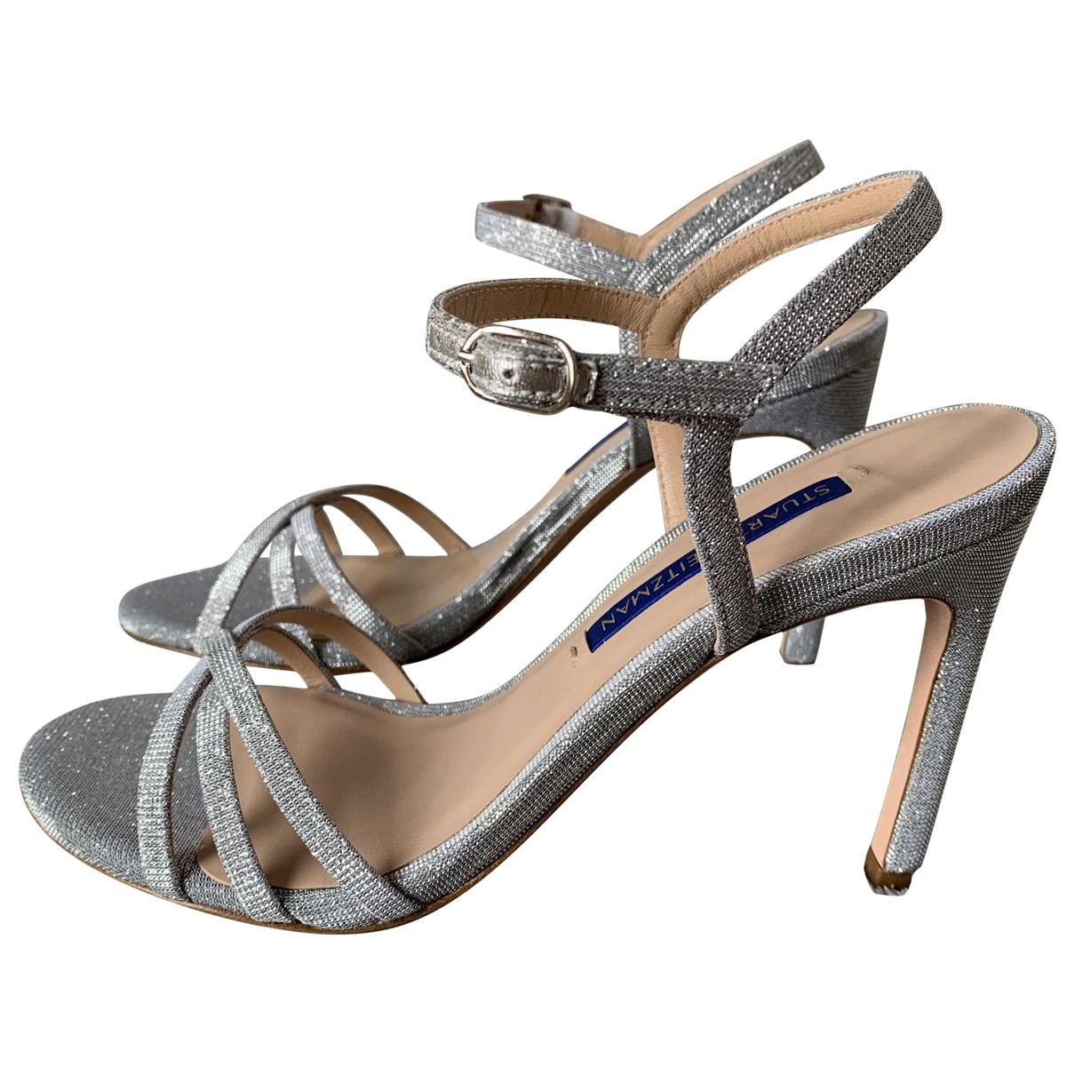 Sandalias de Lona Stuart Weitzman