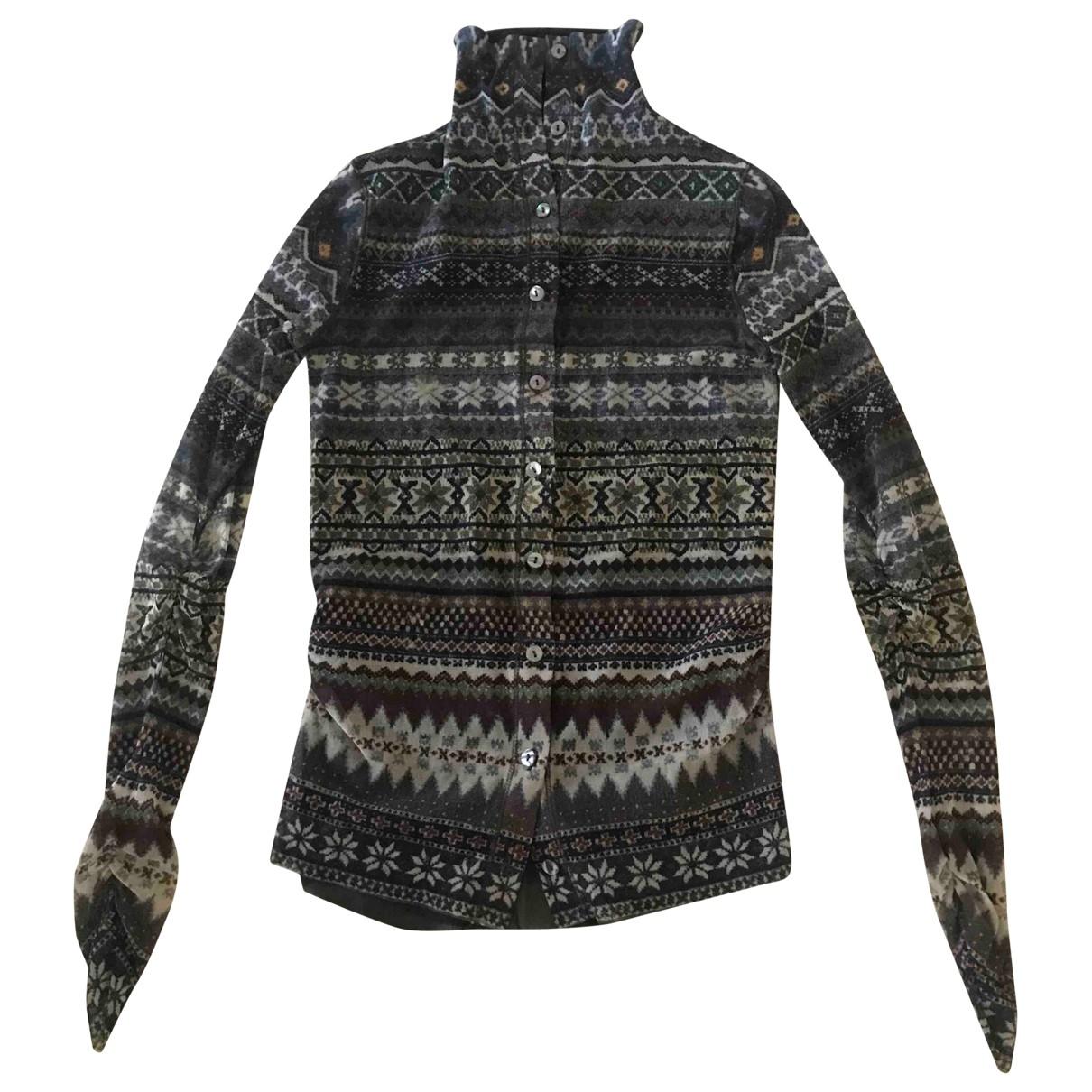 Jean Paul Gaultier \N Green Knitwear for Women M International
