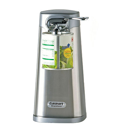 Cuisinart Deluxe Stainless Steel Can Opener, One Size , No Color Family